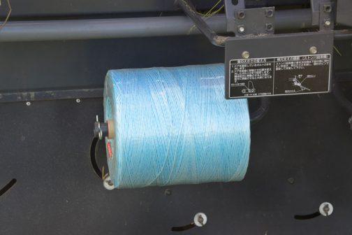 麻ひもを頼んだけど、合成紐が来てしまったそうです。麻ひもは最初の何発か切れてしまったりするそうですけど、合成紐は1回も切れていなかったようでした。