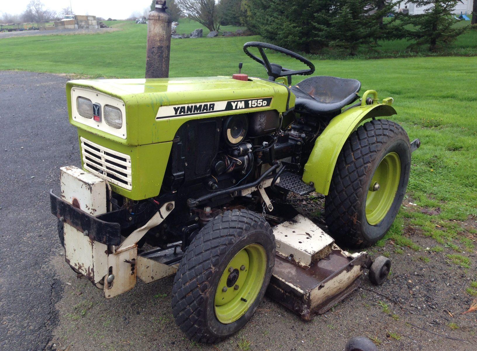 YM155です。 YM155はYM135と兄弟、セットなので同じく1976年発売なのだと思います。