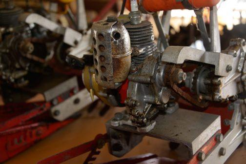 同じ場所で見た別のエンジンは・・・