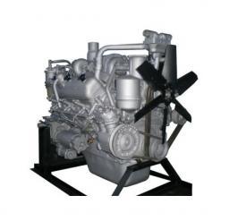 かろうじて1枚だけ見つけたSMD-64の写真。片側4気筒なのでV型エンジンならV8ですね!
