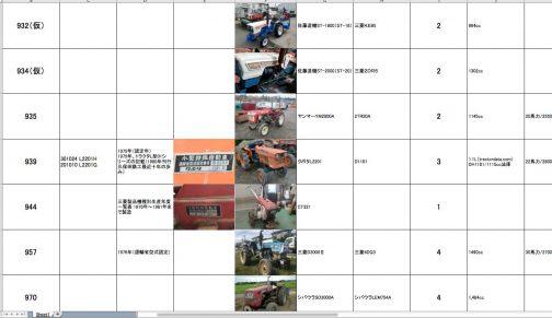 ちなみにL2201の運輸省型式認定番号は3桁、1975年生まれの農939です。