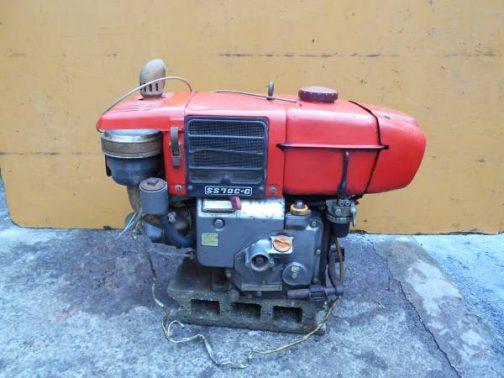 エンジンの型式はヰセキSS70とされているのですが、もしかしたらヤンマーのエンジンかもしれませんね。SS70という、同じ名前のエンジンがヤンマーからでています。