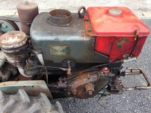 エンジンはヤンマーディーゼルが載っています。